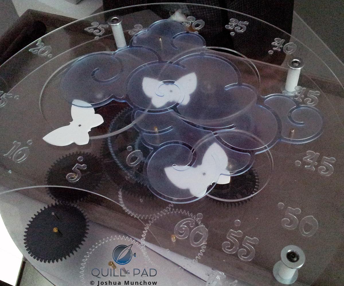 Van Cleef & Arpels Lady Arpels Ronde des Papillons