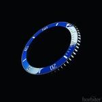02_Bezel with blue Cerachrom insert