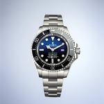 Rolex Deepsea 116660A D Blue tre