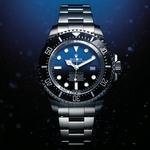 Rolex Deepsea 116660A D Blue cinque