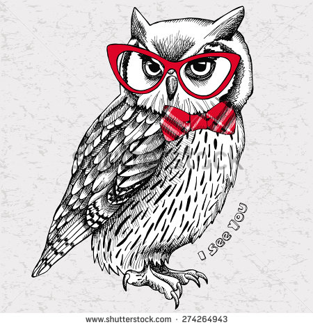 owl-with-bow-and-glasses