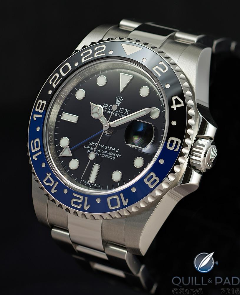 Rolex Gmt Master Ii Blnr Replica