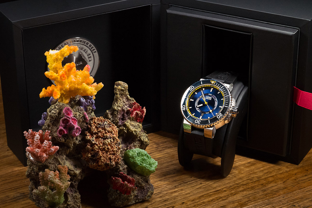 The Oris Great Barrier Reef Limited Edition II