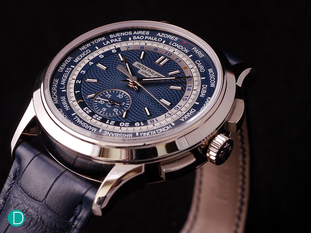 Patek Philippe Chronograph World Timer ref. 5930.