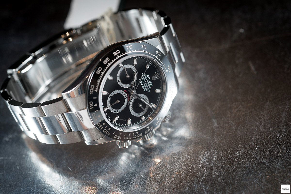 Rolex Oyster Perpetual Cosmograph Daytona 2016 steel 9