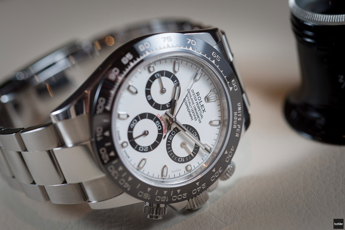 Rolex Oyster Perpetual Cosmograph Daytona 2016 steel 6