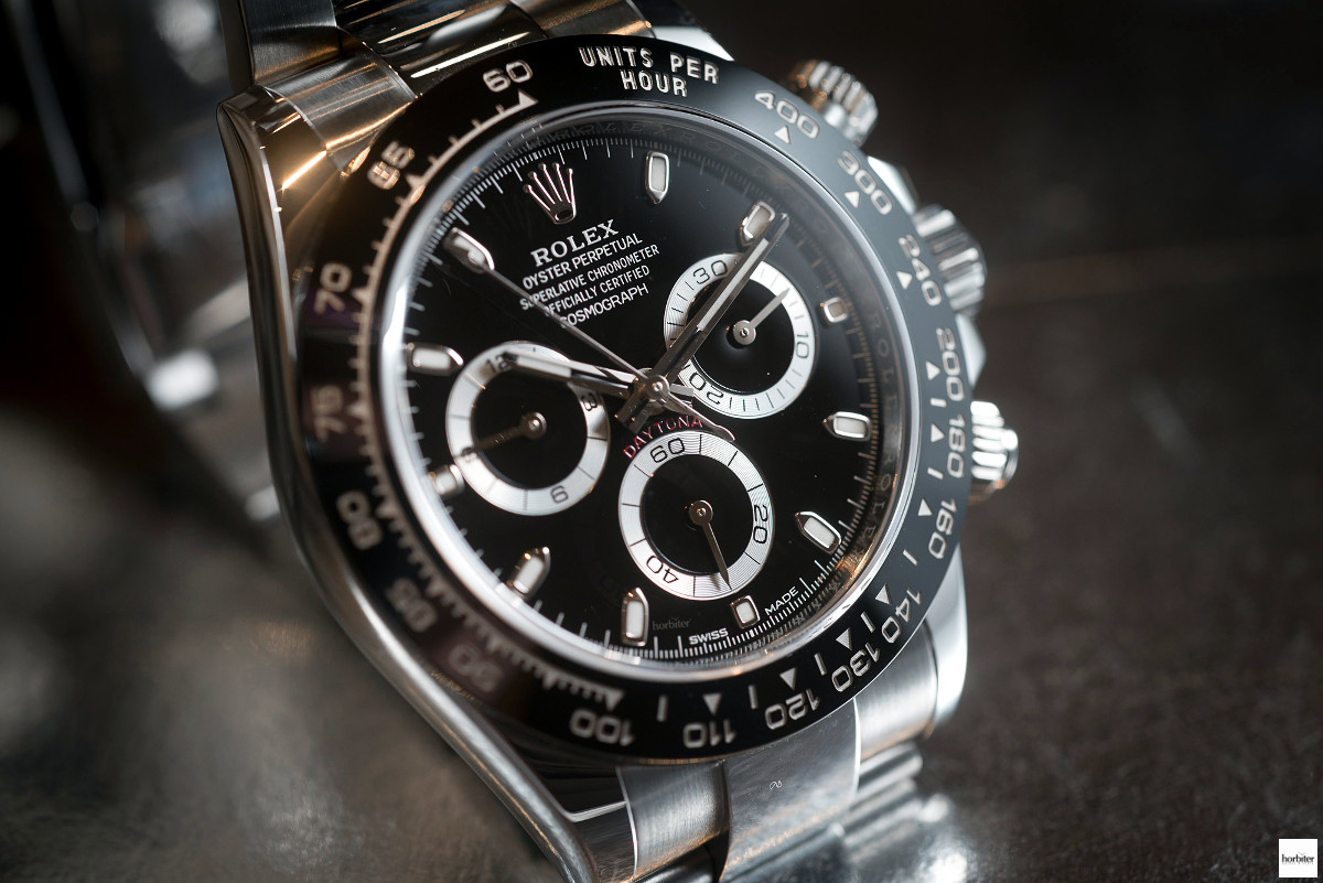 Rolex Oyster Perpetual Cosmograph Daytona 2016 steel 8