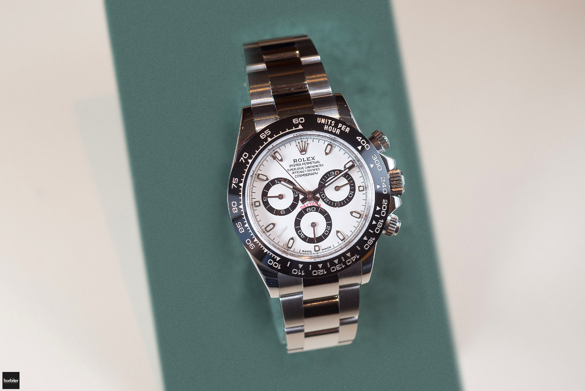 Rolex Oyster Perpetual Cosmograph Daytona 2016 steel 2