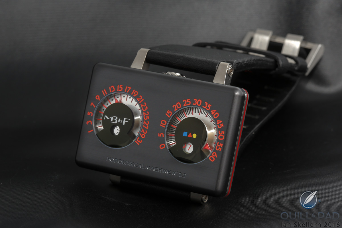 MB&F HM2.2 Black Box