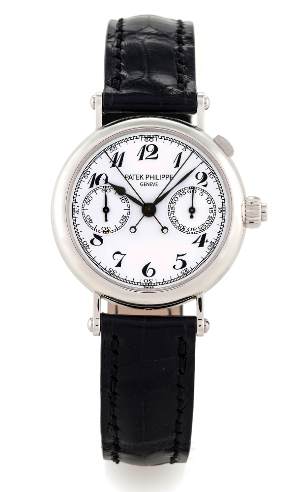 PATEK PHILIPPE REF. 5959 COAXIAL SPLIT-SECONDS CHRONOGRAPH