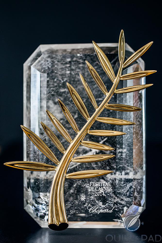 Chopard Cannes Palme_d'Or Fairmined