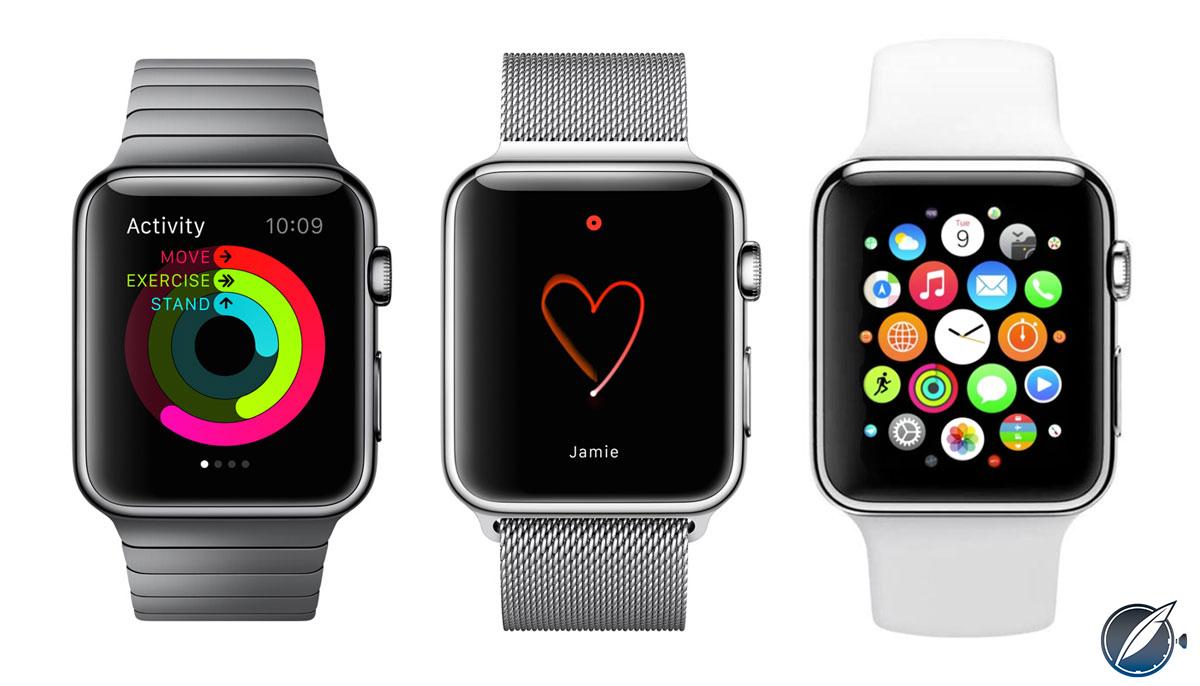 Apple watch replica