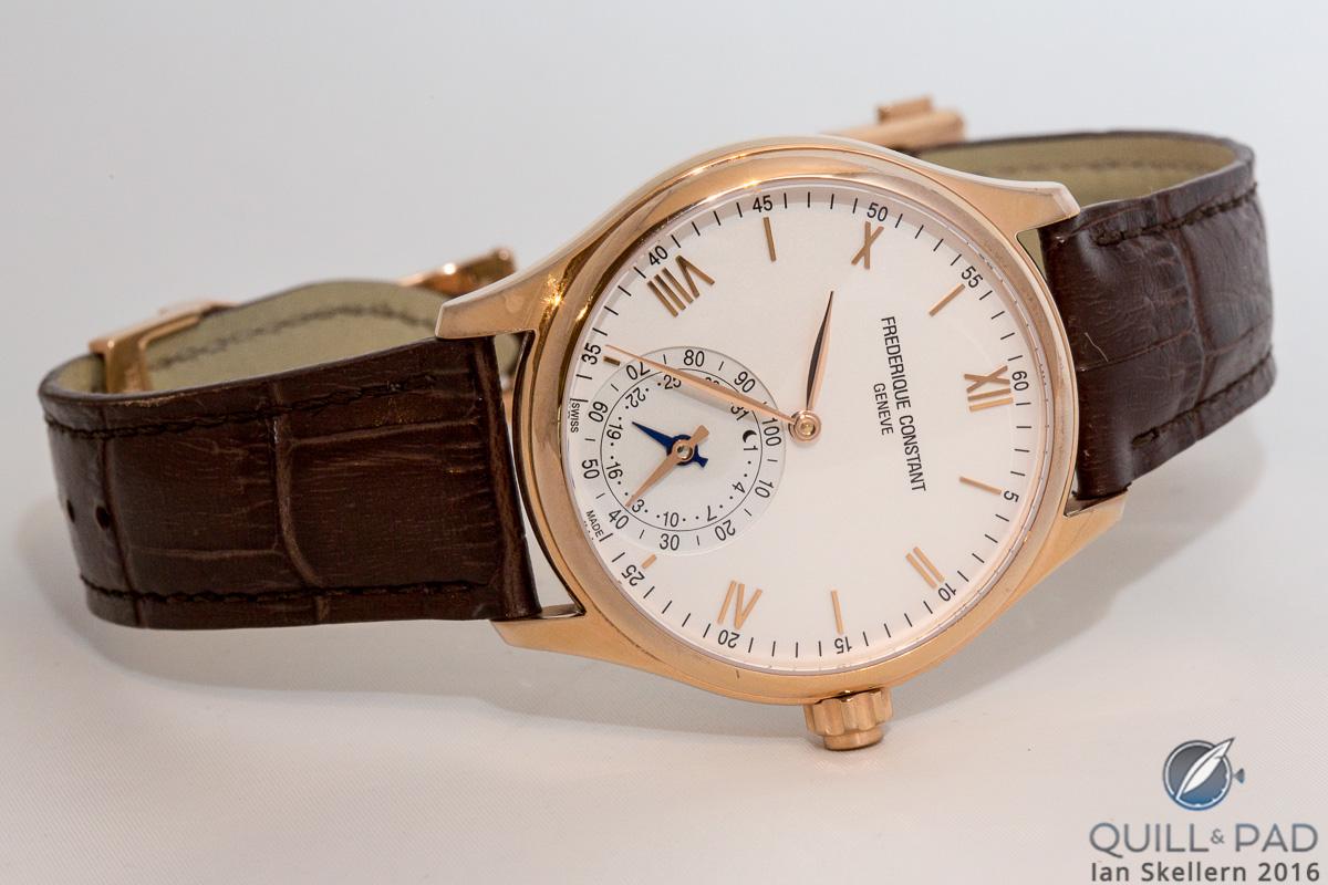 Frédérique Constant's Horological Smartwatch