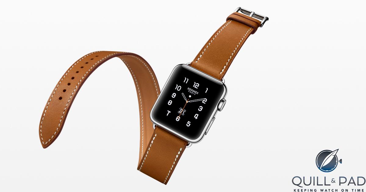 Apple watch replica by Hermés