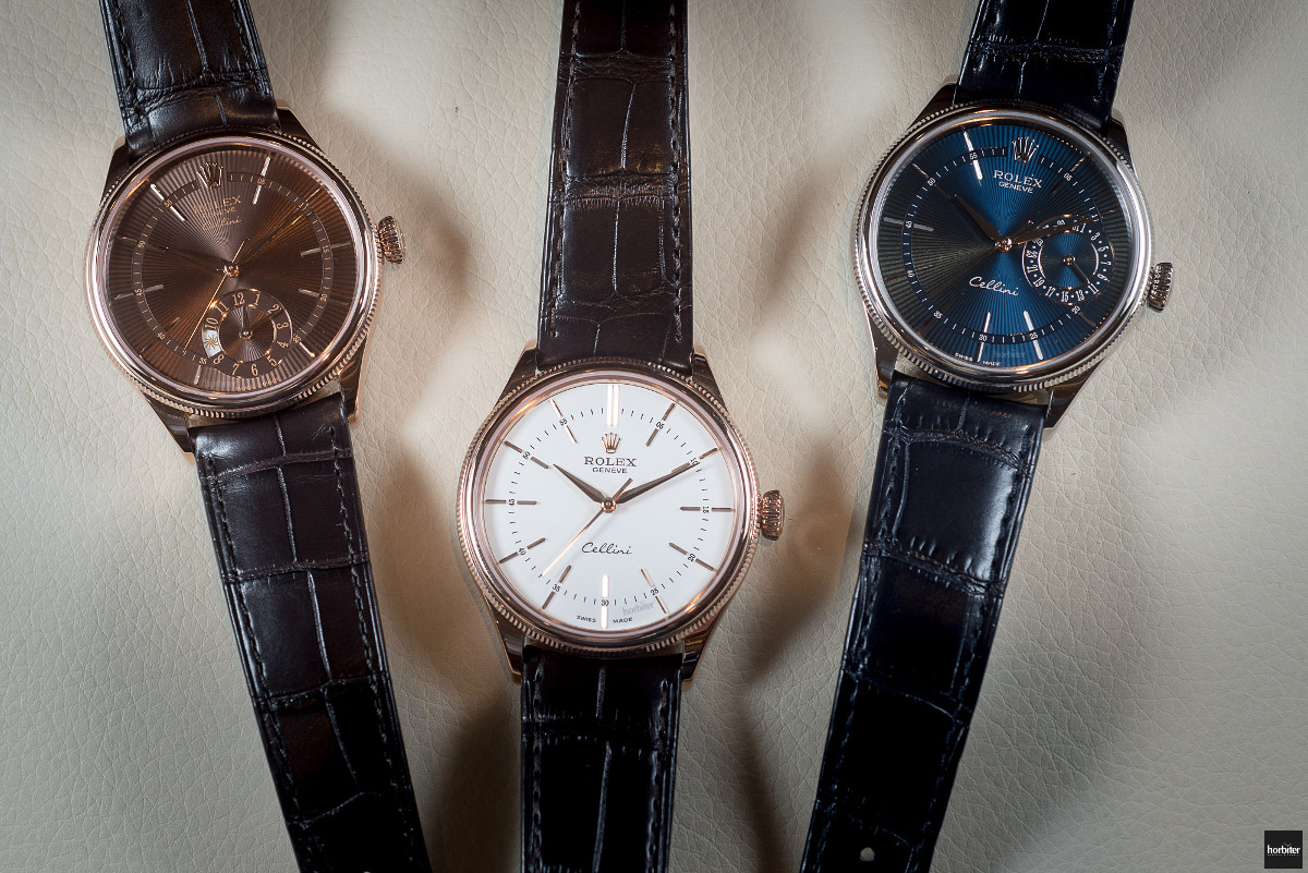 Rolex Cellini Collection 2016 Baselworld