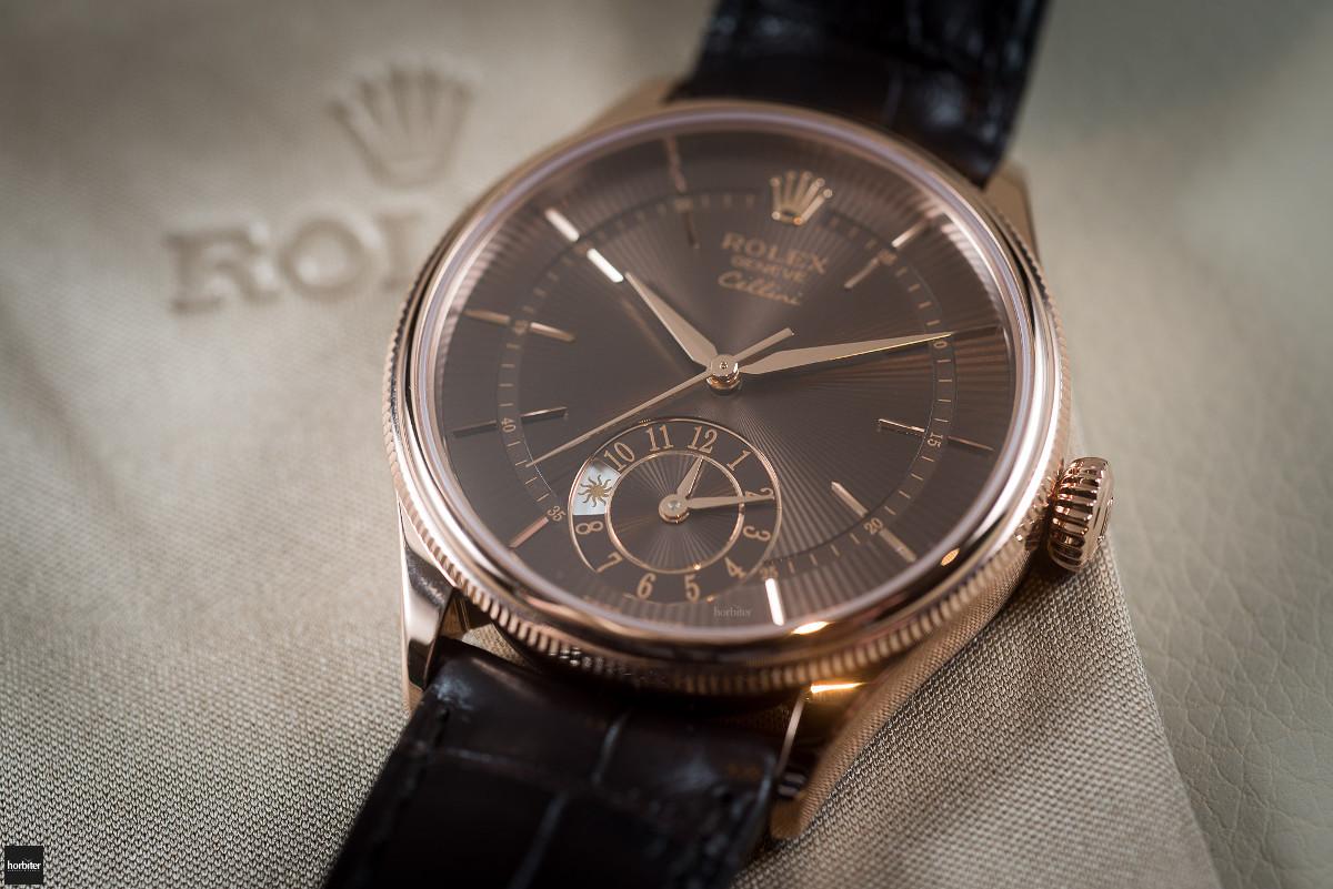 Rolex Cellini Dual Time 2016 Baselworld