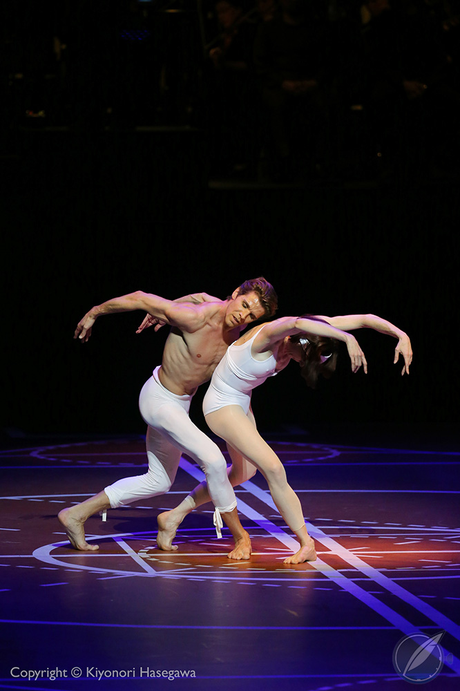 The Béjart Ballet supported by Jaquet Droz
