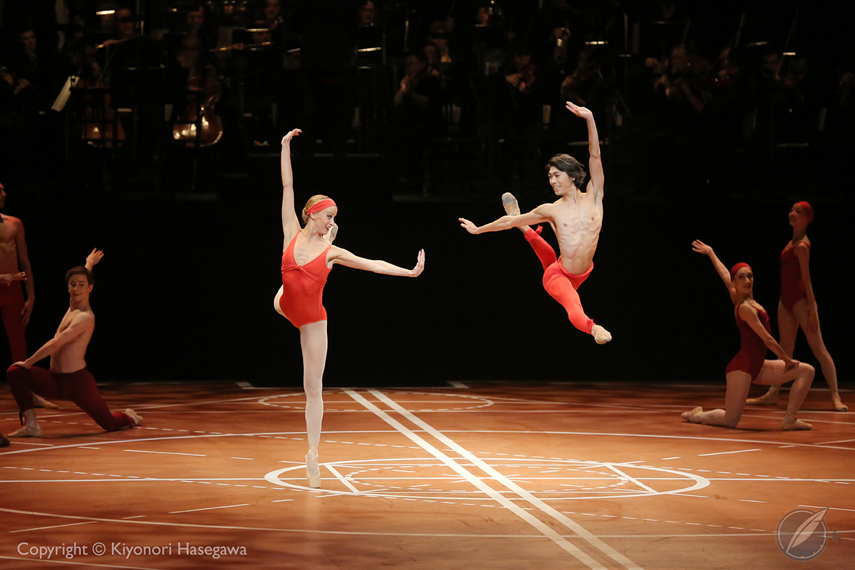 The Béjart Ballet is supported by Jaquet Droz