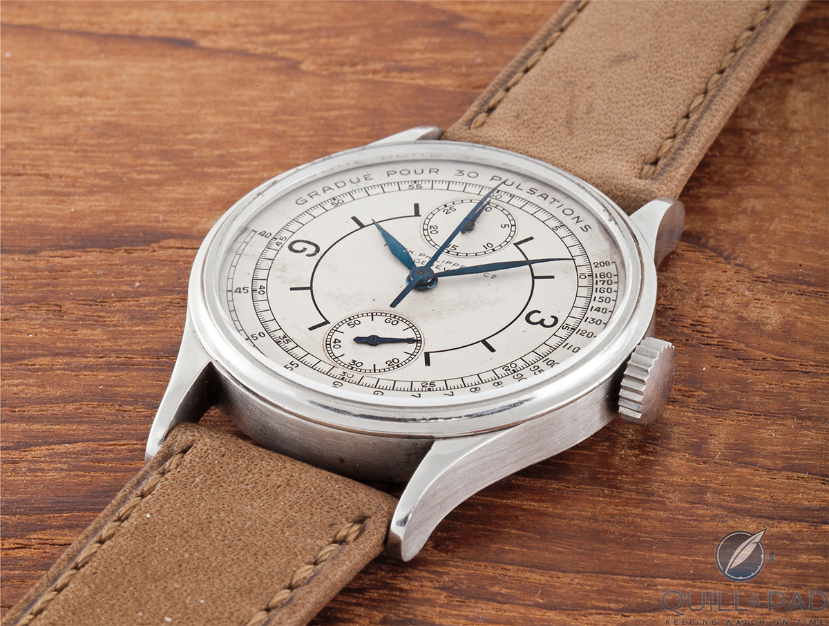 Patek Philippe Reference 130 from 1927