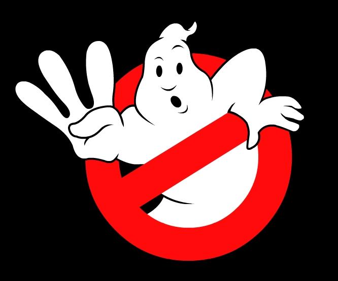 Ghostbusters III log