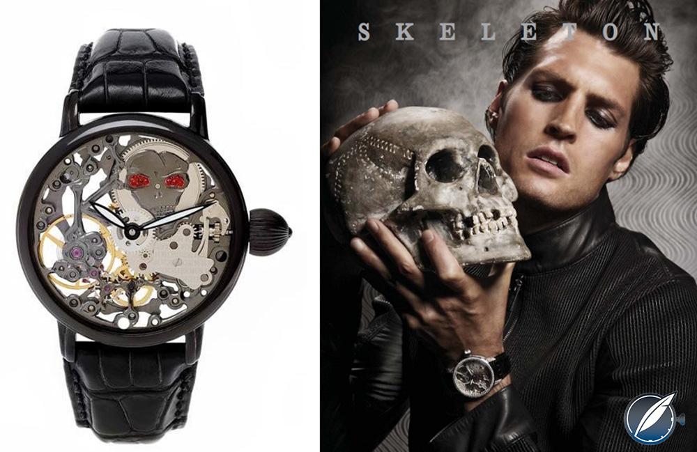Krieger Skeleton Skeleton
