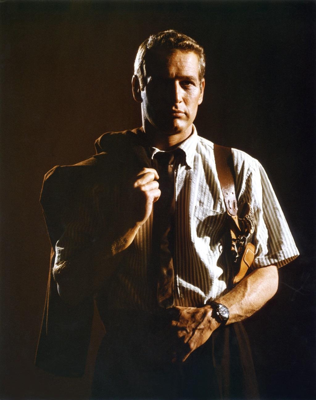 Paul Newman Waltham. Picture (C) CHRISTOPHEL / RnB © Warner Bros