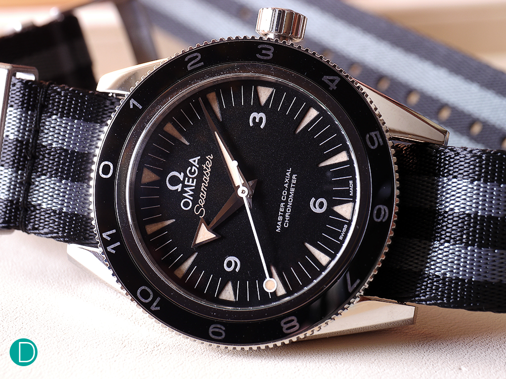 The Omega Seamaster 300 SPECTRE Limited Edition.