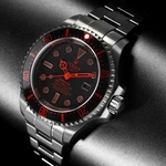 Bamford Watch Department-SeaDweller red_horbiter
