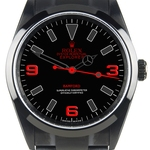 Bamford Watch Department-Explorer-Red_horbiter