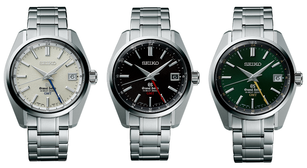Grand Seiko Hi Beat 36000 GMT undici