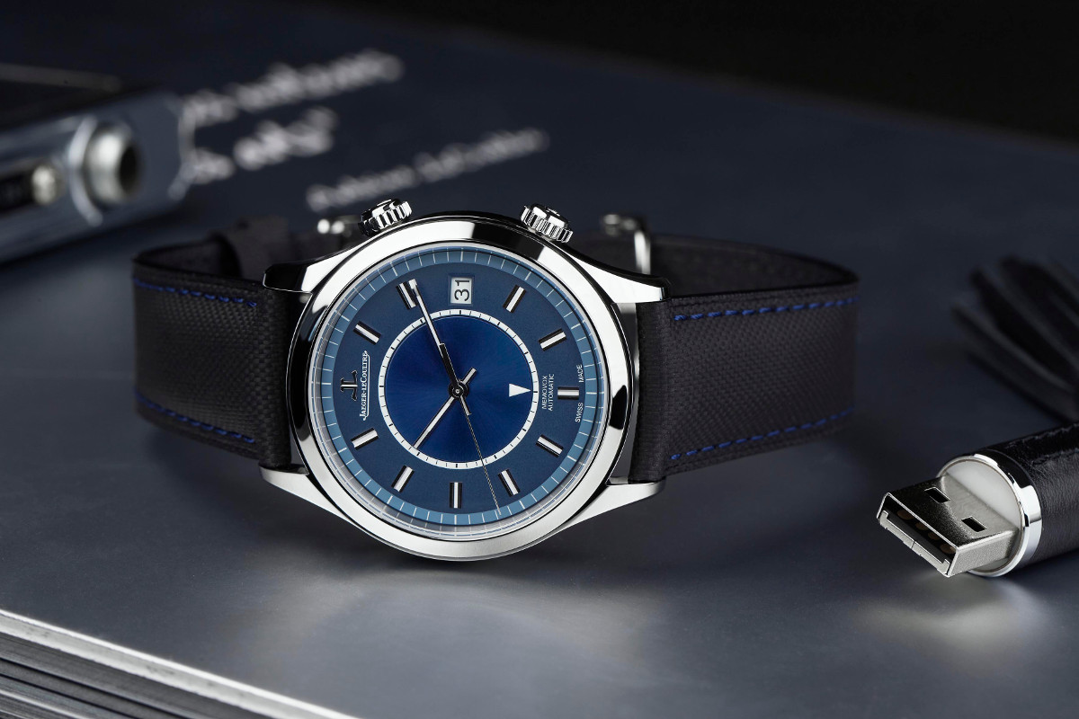 Jaeger-LeCoultre Master Memovox Boutique Edition 2