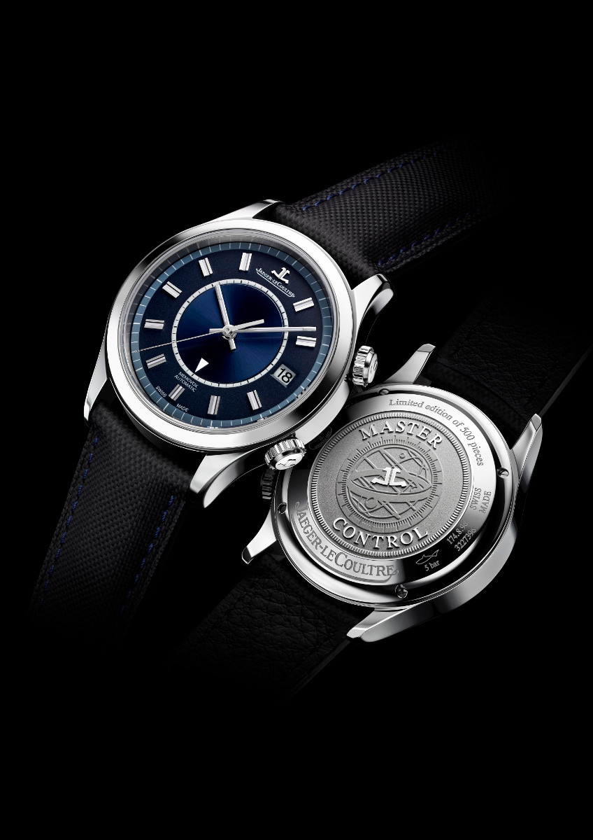 Jaeger-LeCoultre Master Memovox Boutique Edition 5