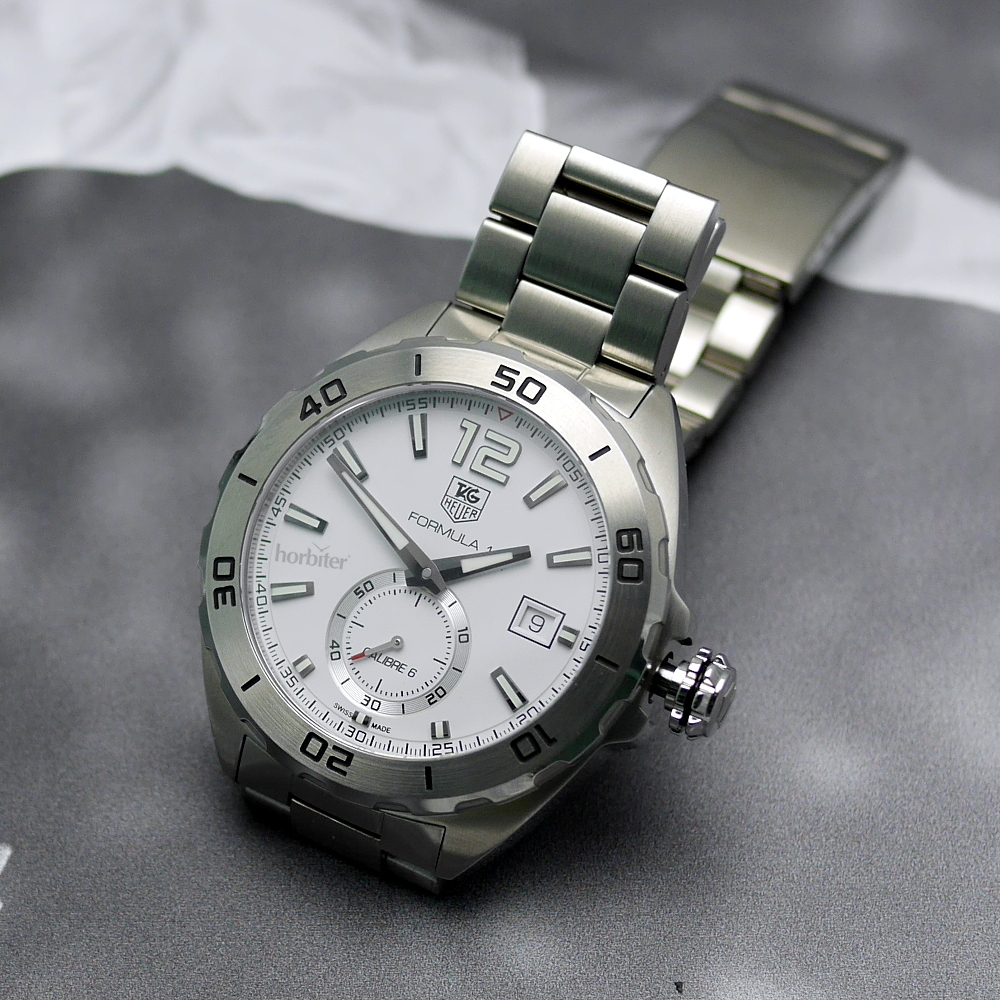TAG Heuer Formula 1 Calibre 6 - 41mm tre