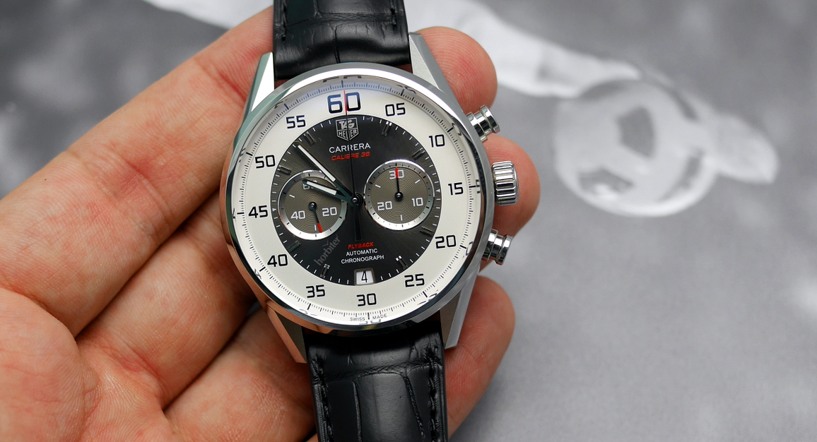 TAG Heuer Carrera Calibre36 Flyback