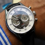 TAG Heuer Carrera Calibre36 Flyback four