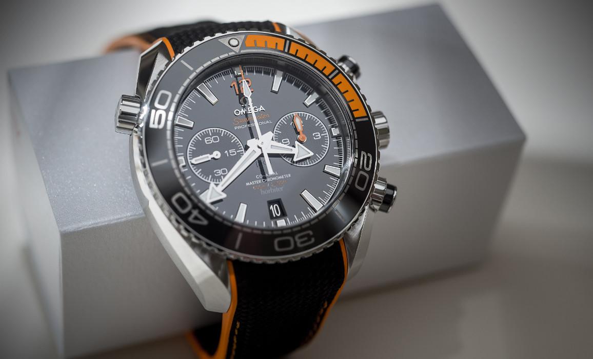 37cf7c1f2 Omega Seamaster Planet Ocean Master Chronometer 2016 – 30 minutes on the  wrist