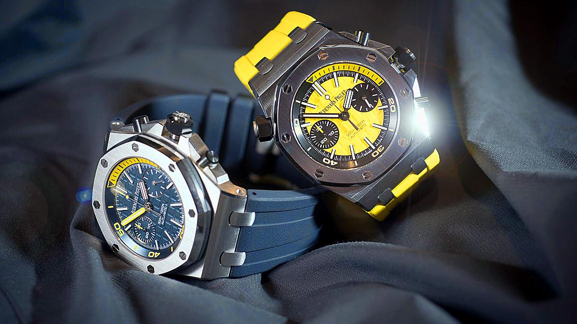 Audemars Piguet Royal Oak Offshore Diver Chronograph Welcome To