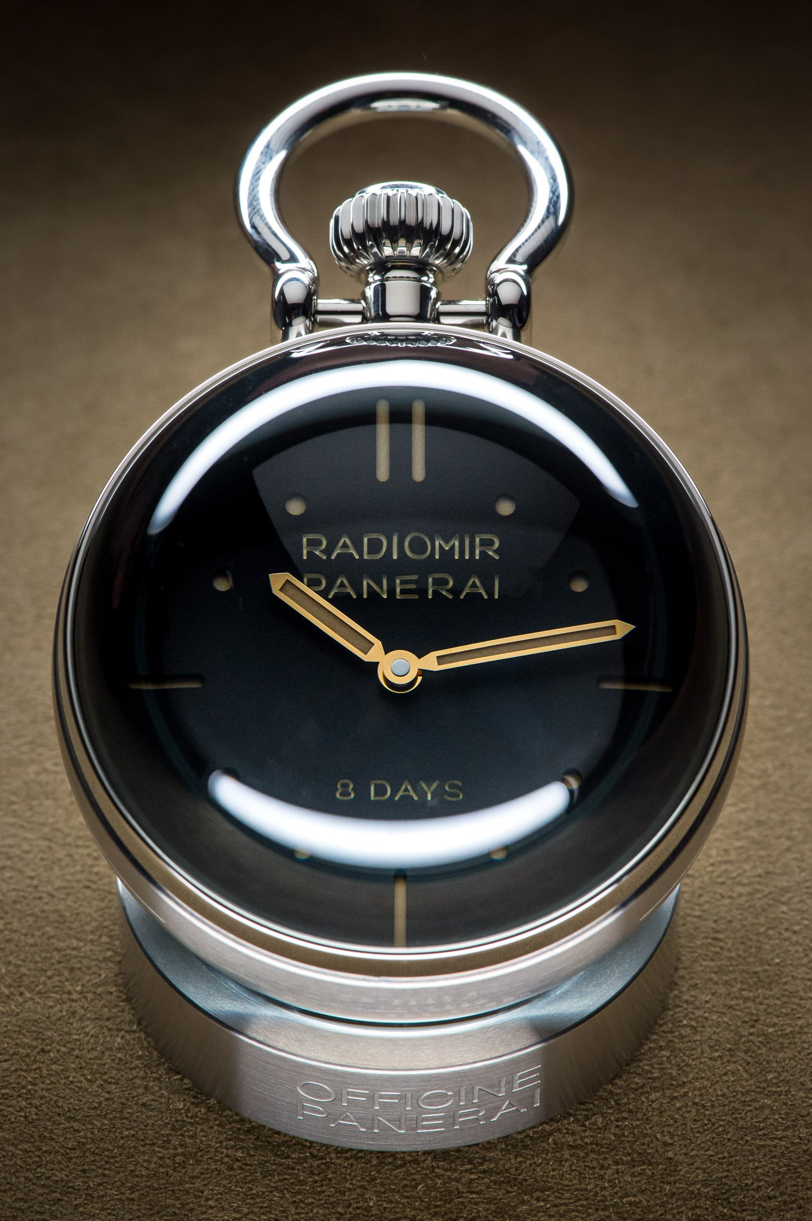 Subtle Rather Extraordinary Replica Panerai PAM641 SLC DIAL Kitchen Table Clock