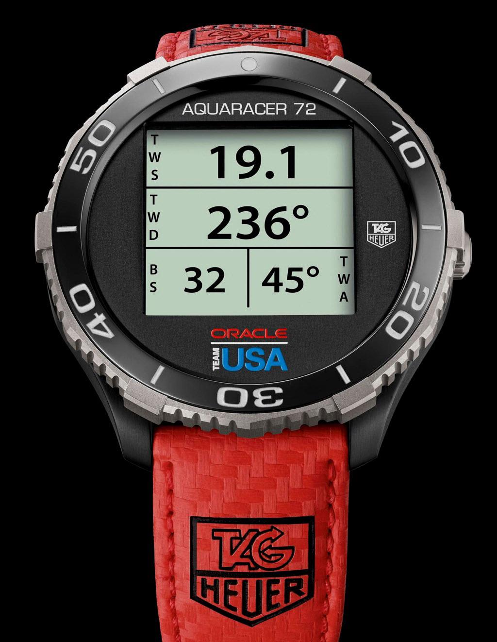 TAG Heuer Aquaracer Smartwatch Replica