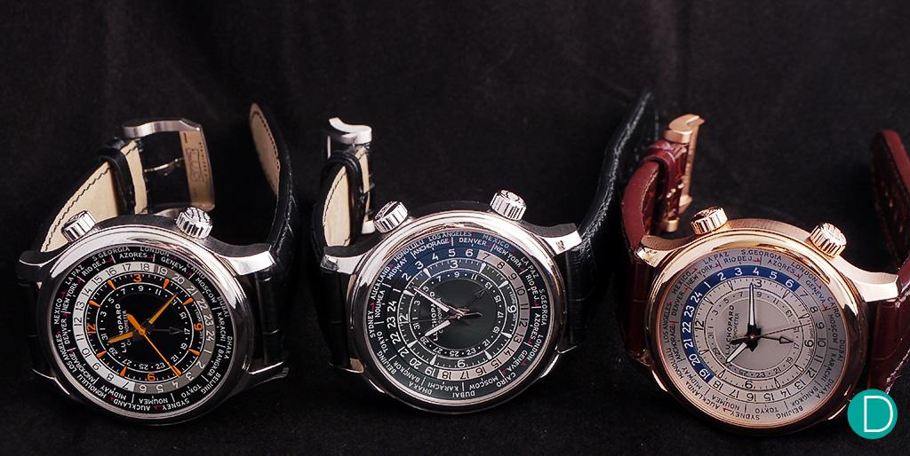 chopard timetraveller1 3metals