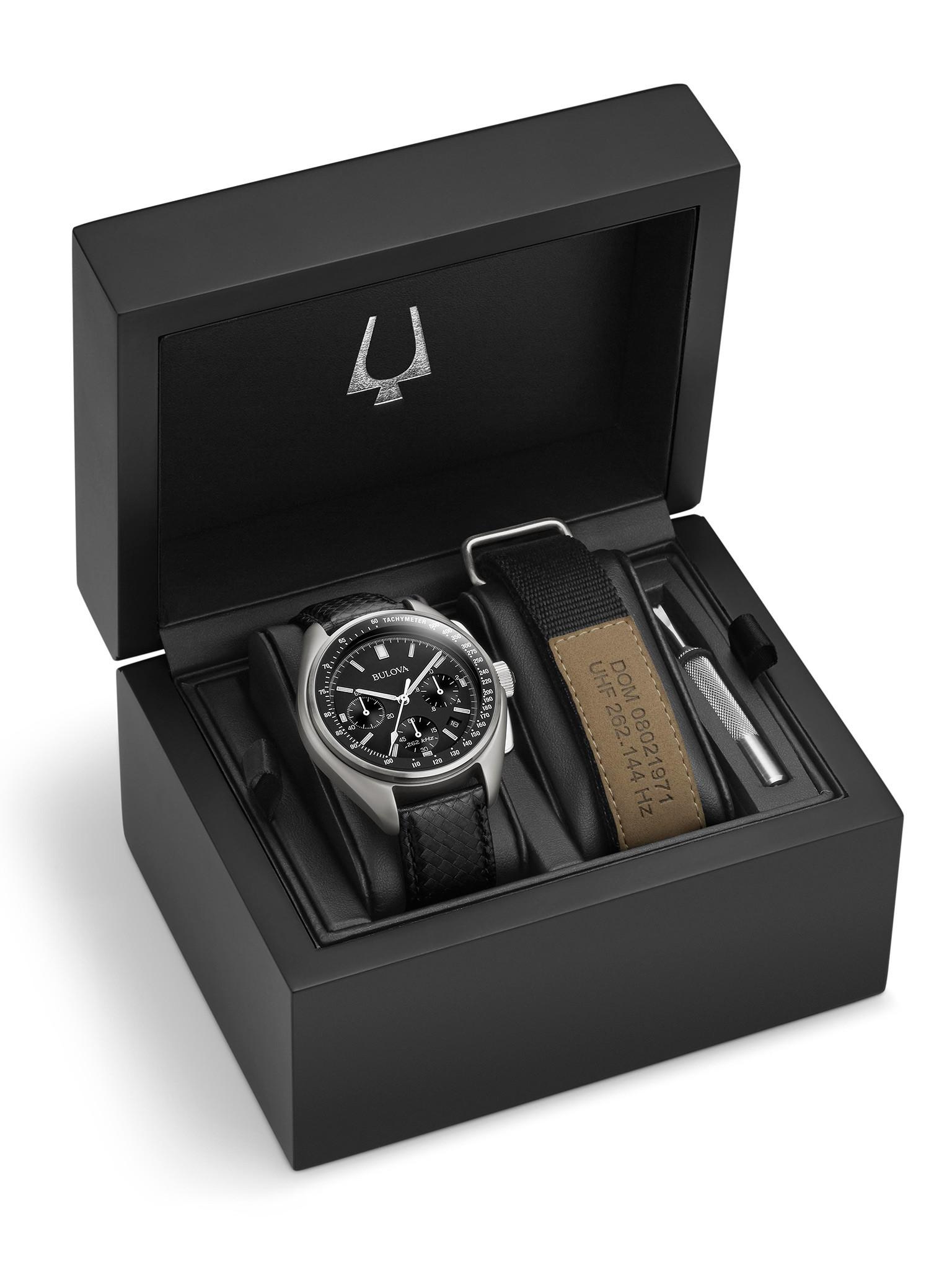 Cheap Replica Bulova Special Edition Moonwatch Men's Watch 96B251 Review