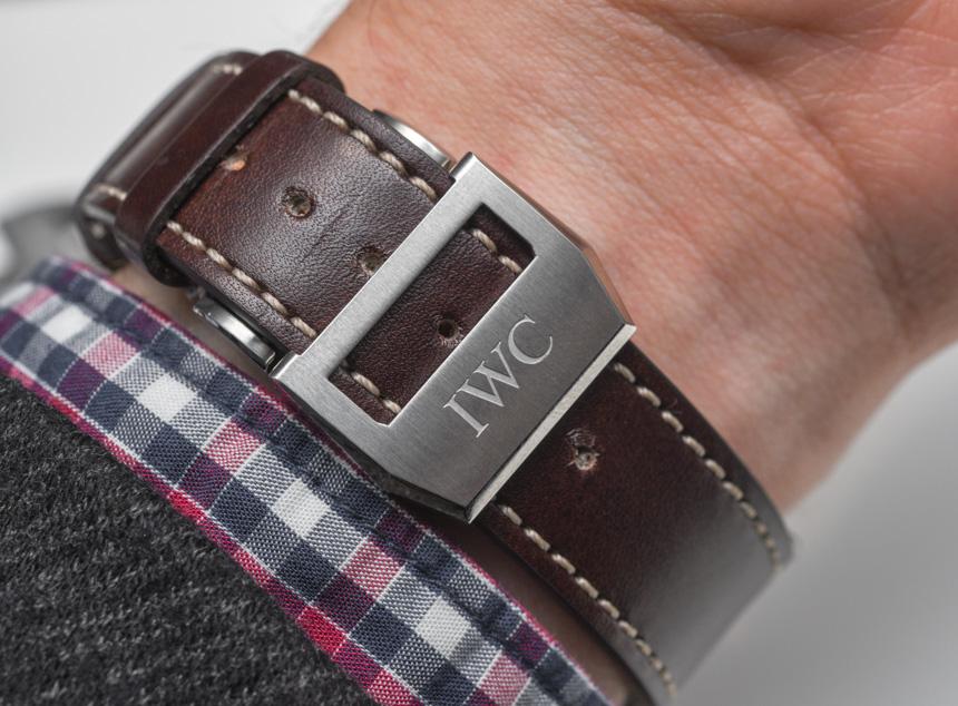 Replica Cheap IWC Pilot's Watch Double Chronograph Edition Antoine De Saint Exupéry Hands-On