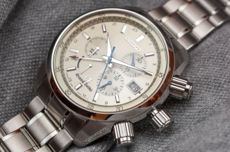 Grand Seiko Spring Drive Chronograph SBGC001 Watch Replica Sell At UK