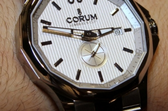 Corum Admiral's Cup Legend 42 Watch Hands-On Hands-On