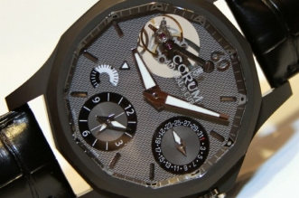 Corum Admiral's Cup Seafender 47 Tourbillon GMT Watch Exclusive Debut Hands-On