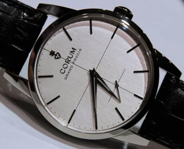 Corum Grand Precis Watch Hands-On Hands-On