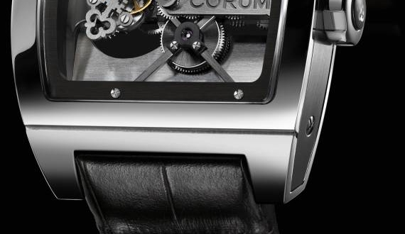 Corum Ti-Bridge Tourbillon Watch Watch Releases