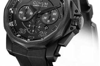 Corum Admiral's Cup Watch Line Gets The Black Flag And Black Hull For Piratey Good Times Watch Releases
