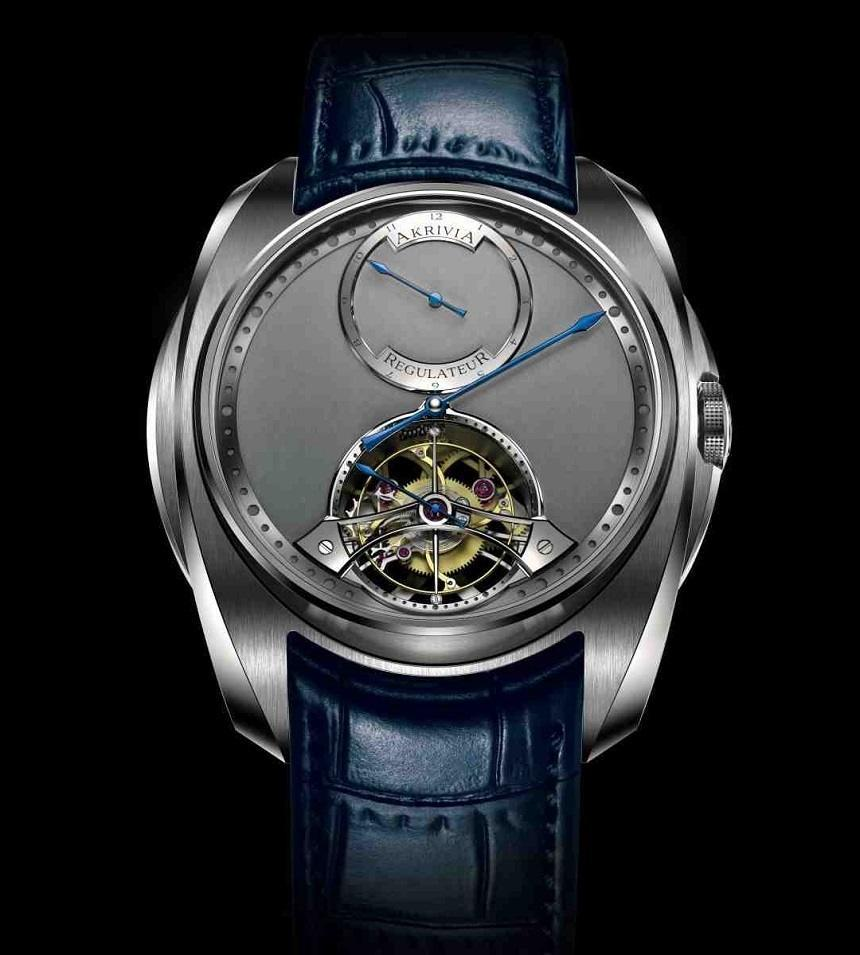 AkriviA Tourbillon Regulator Watch Watch Releases