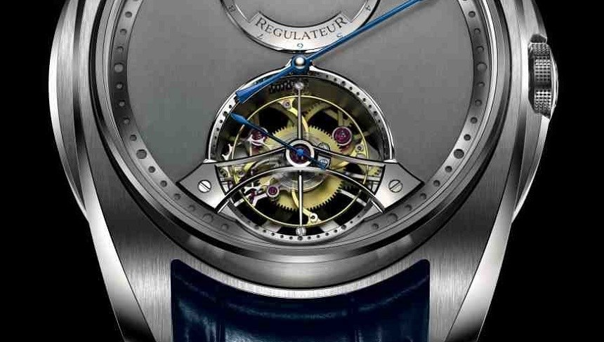AkriviA Tourbillon Regulator Watch Watch Releases